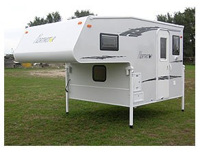"""Northstar Nomad 8 Hard Side, Side Door Camper"""