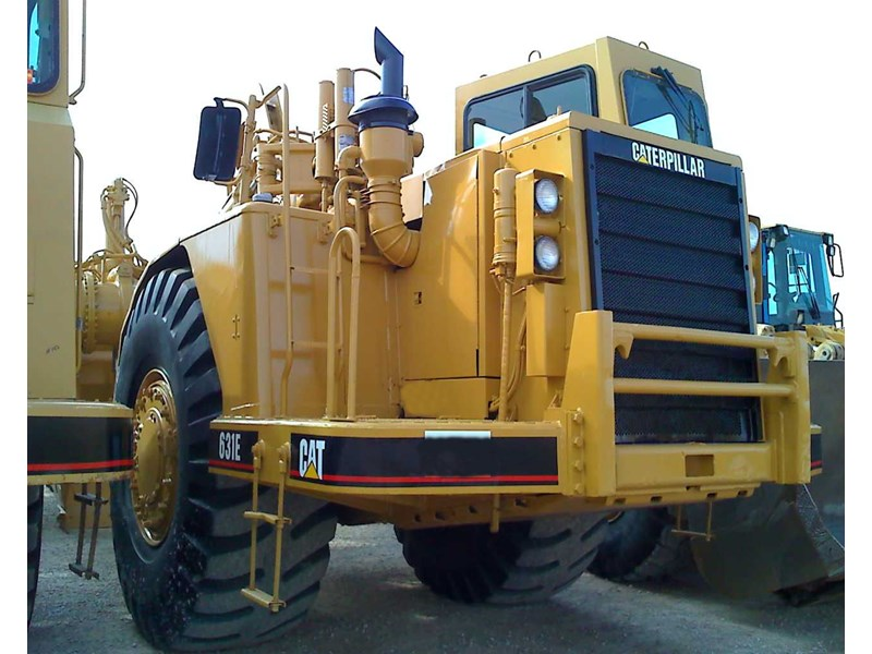 caterpillar 631e -ii 14174 002