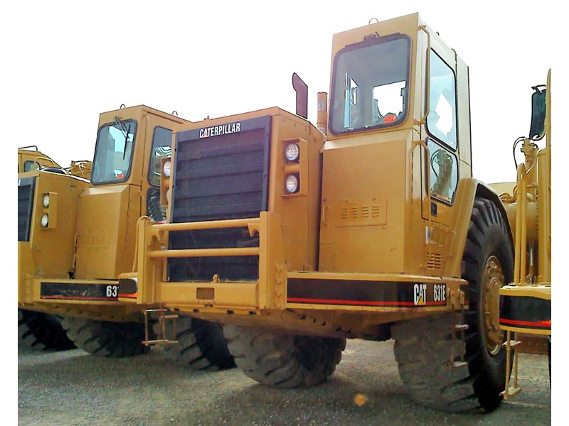 caterpillar 631e -ii 14174 001