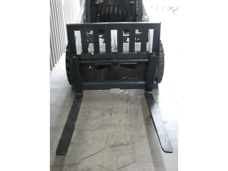 workmate skid steer pallet forks attachment 25987 002