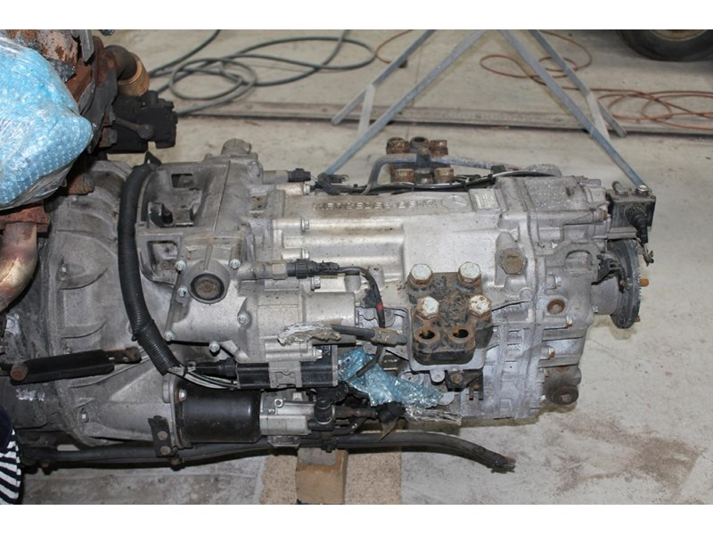 mercedes-benz actros g211-16 transmission 17229 003