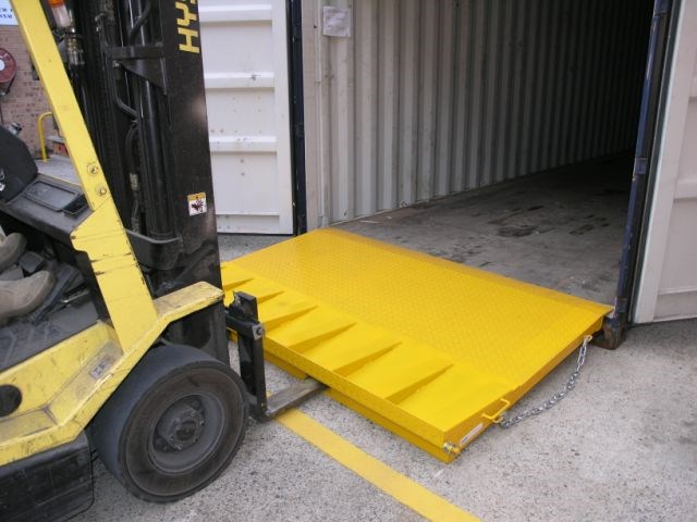container ramp crn65 10091 002