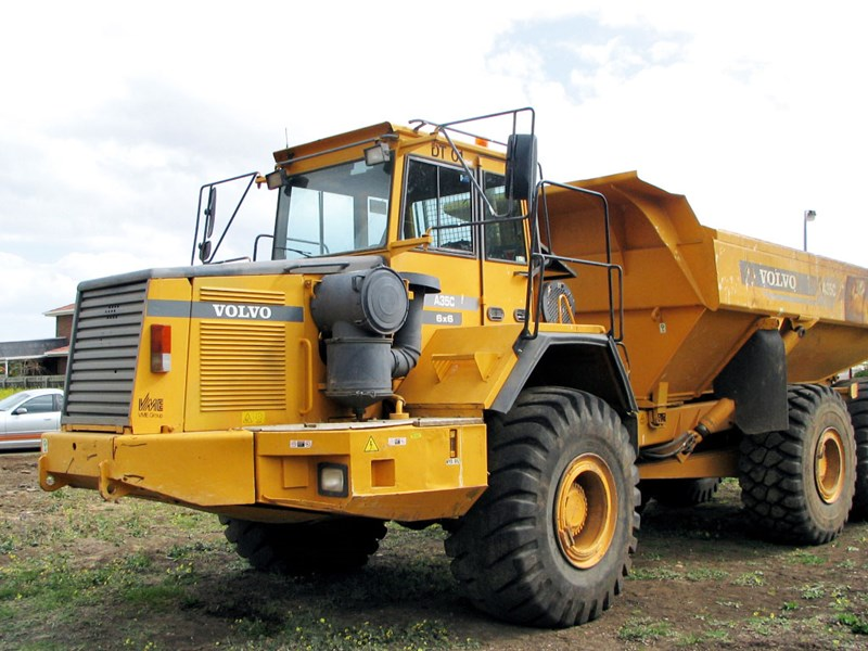 volvo a35c 18716 001