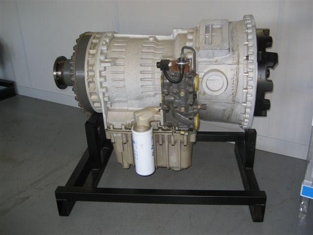 volvo transmissions a25d 10374 002