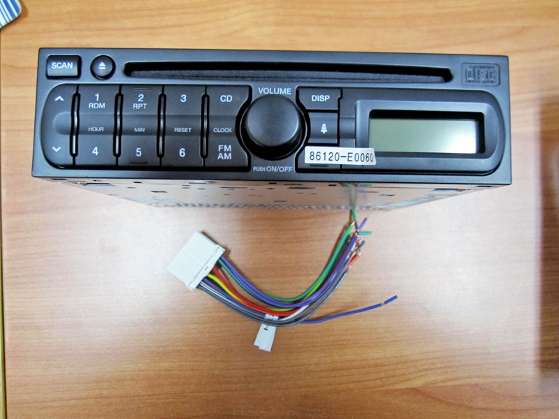 radio cd players 500 series 24 volt 17718 001