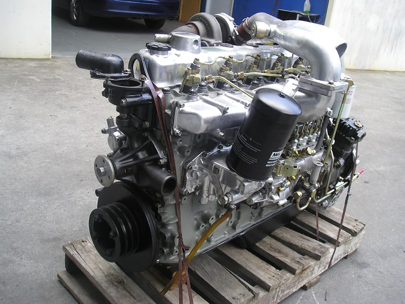 Manual Isuzu Truck Engines