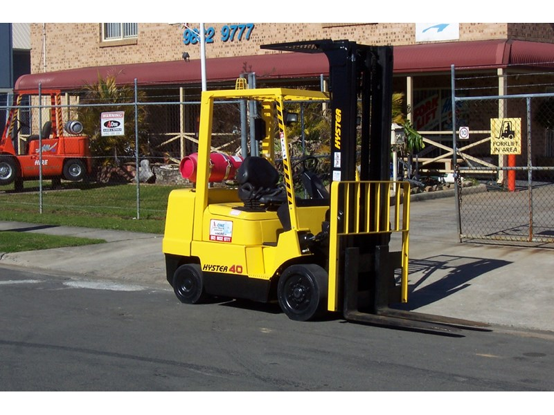 2004 hyster s80xm for sale