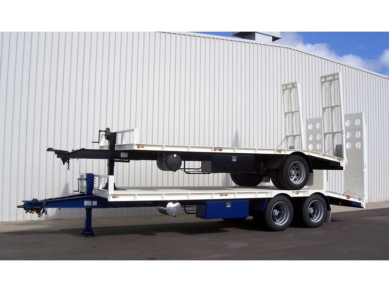 cbtc new tri / tandem & single axle tag trailers. 13648 002