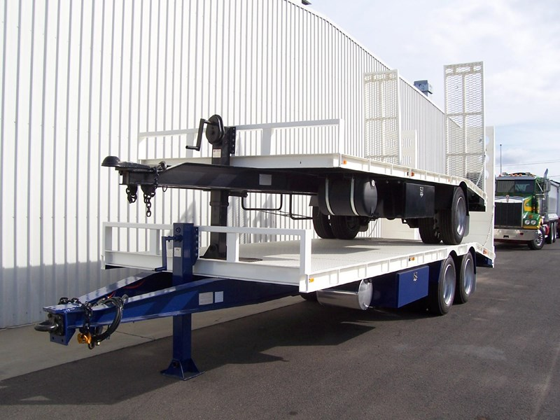 cbtc single, tandem & tri-axle machinery trailers 14233 004