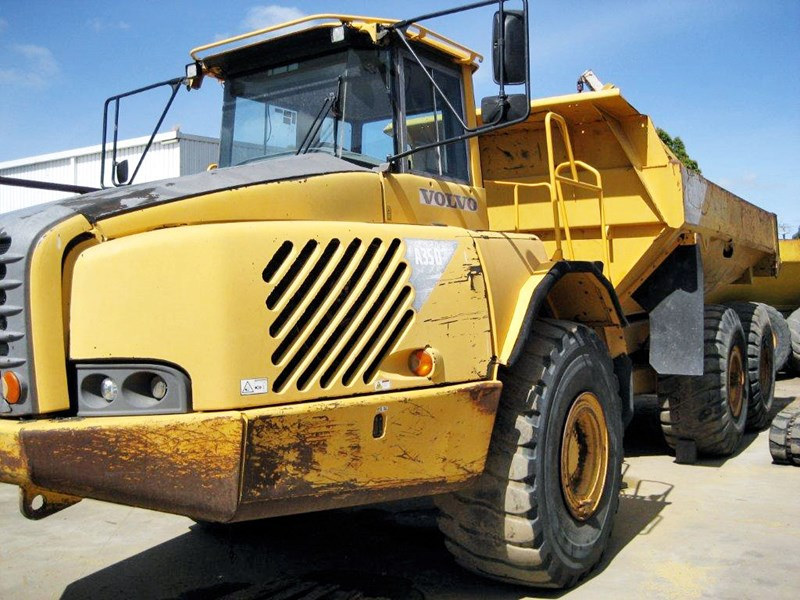 volvo a35d 39337 001
