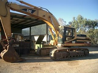 caterpillar 330bl 25382 001