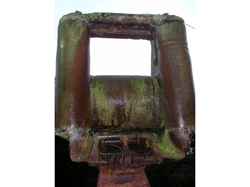 hyster towing log arch 28864 005