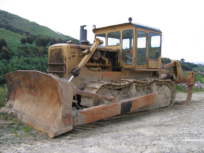 1974 CATERPILLAR D8 K for sale