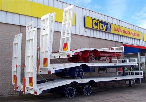 cbtc single, tandem & tri-axle machinery trailers 14233 009