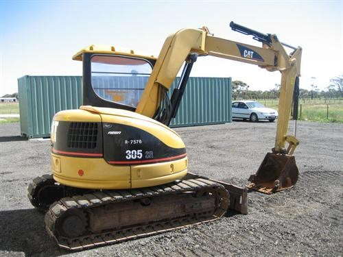 caterpillar 305sr 25750 002