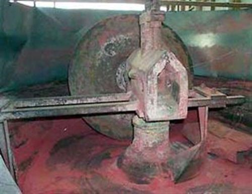 other pan crusher - 2 tonne wheels 12508 001