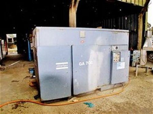 atlas copco screw compressor 38136 001