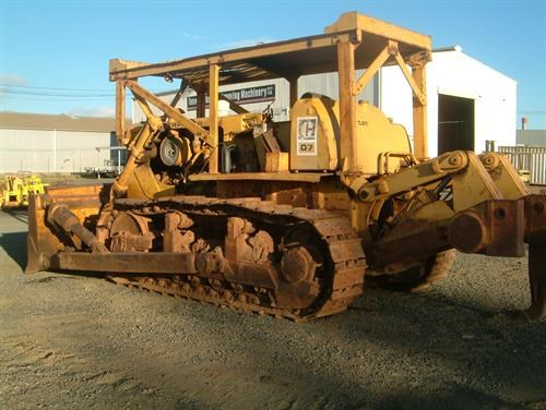 caterpillar d7e dozer 24981 001