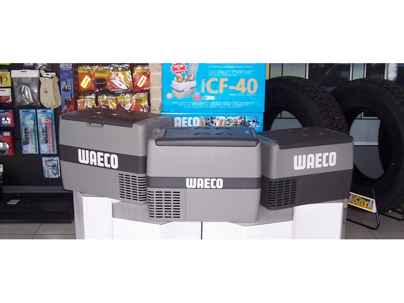waeco portable fridges - large range now in stock 17066 001