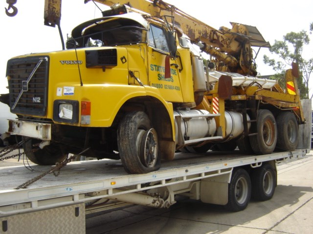 Used Trucks For Sale In Md >> 1988 VOLVO N12 dismantling