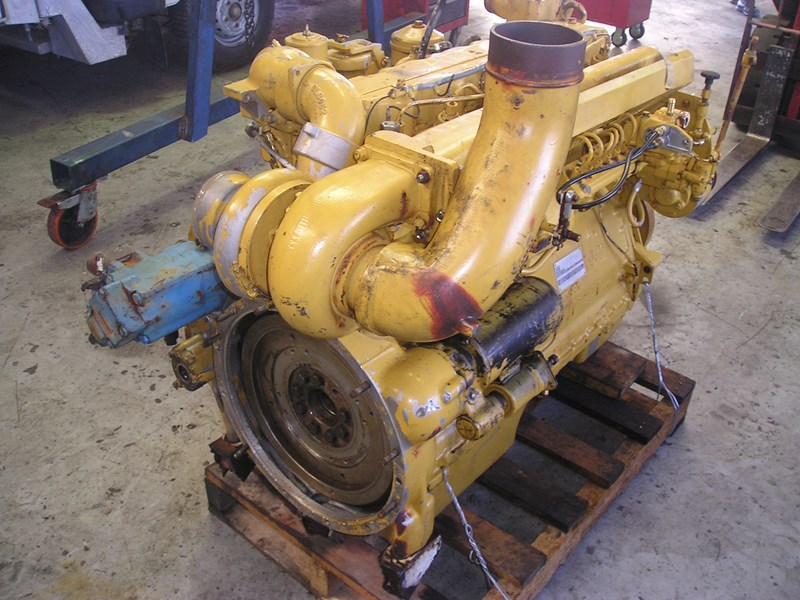 caterpillar 3306pc 10891 002