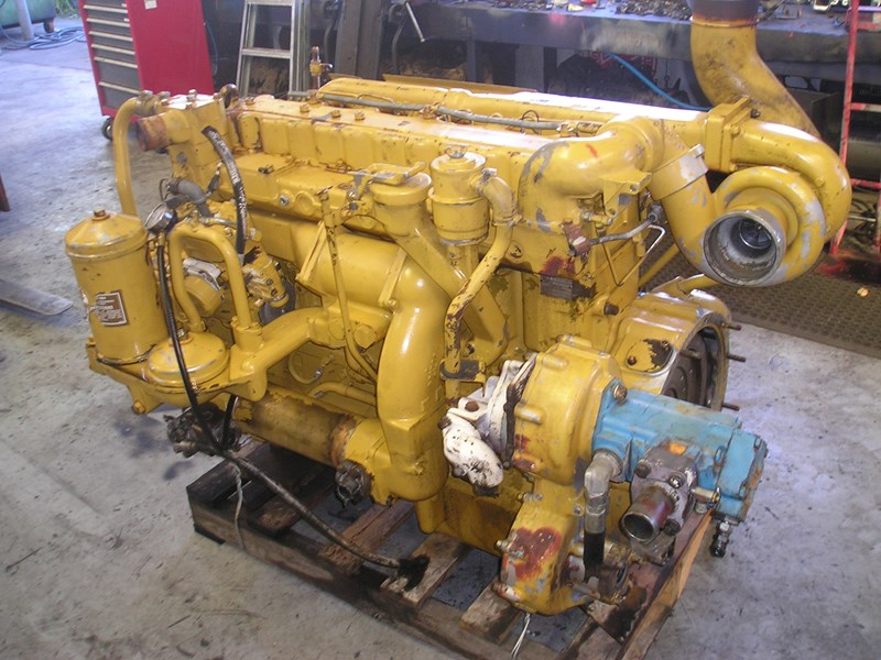 caterpillar 3306pc 10891 001