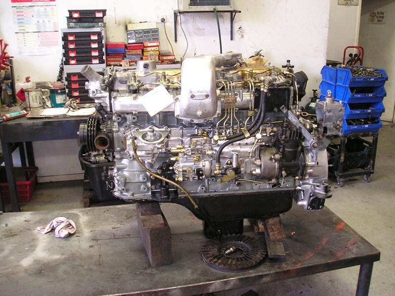 Mitsubishi 6d14 Engine Parts