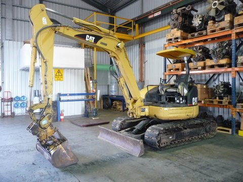 caterpillar 305cr 25696 001