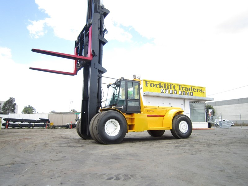 Four Way Side Loader Forklift Mitsubishi Rbm2025k Series: HYSTER H32.00C For Sale