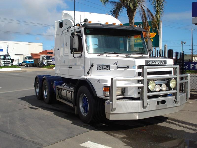1985 scania 142h for sale rh tradeearthmovers com au Scania 142 Blueprint Scania T 142