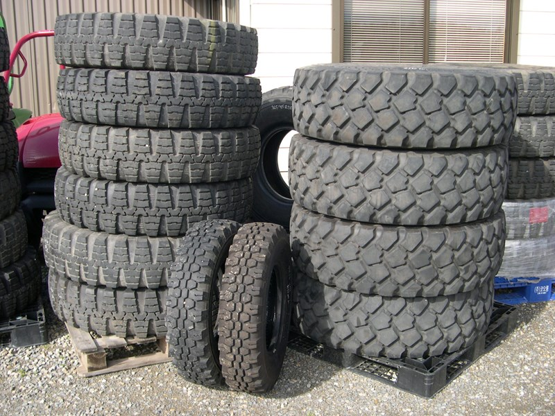 various range of tyres 13968 001