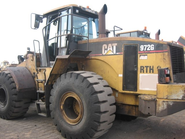caterpillar 972g-ii 603 001