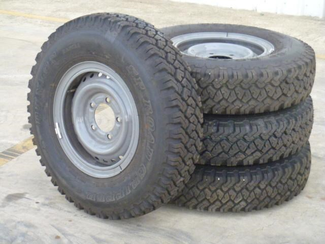 workmate toyota landcruiser tyres 108227 002