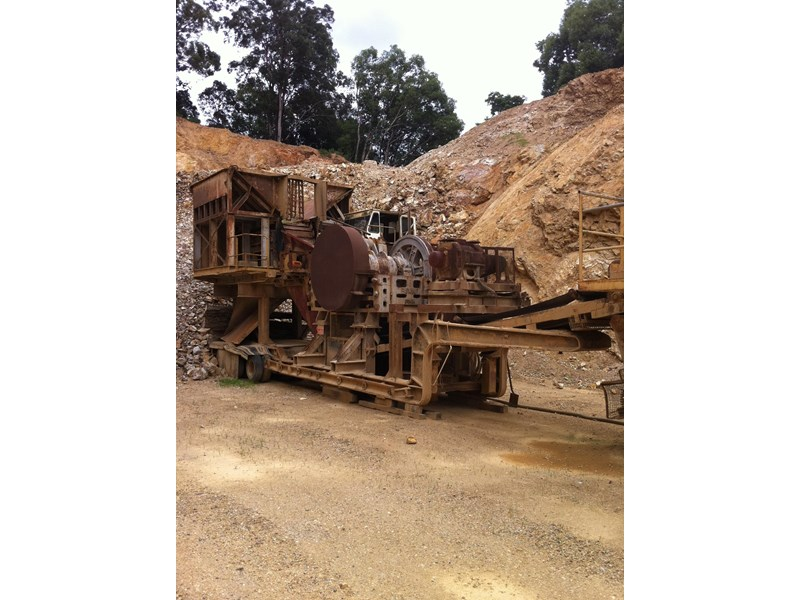 vicker ruwolt jaw crusher double toggle 44306 001