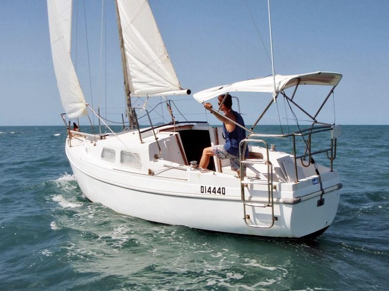 1975 Columbia 27 For Sale Trade Boats Australia