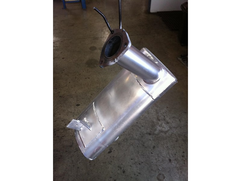 unknown any excavator muffler 55826 003