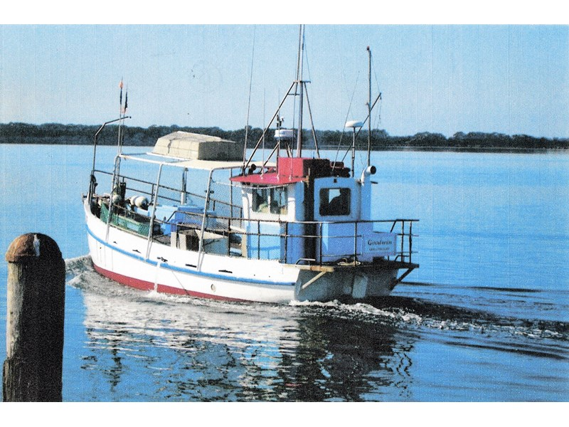carvel timber fishing vessel 54802 001