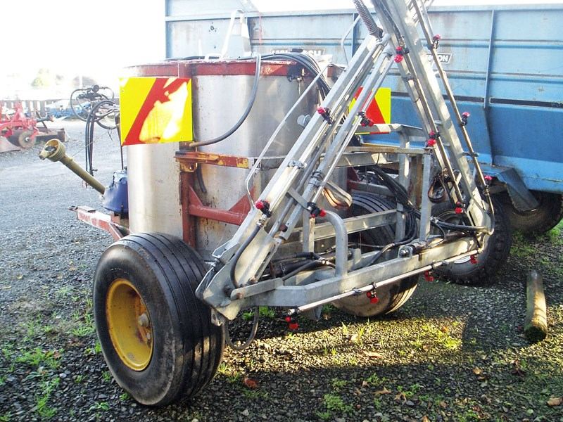 SILVAN TRAILED SPRAYER for sale