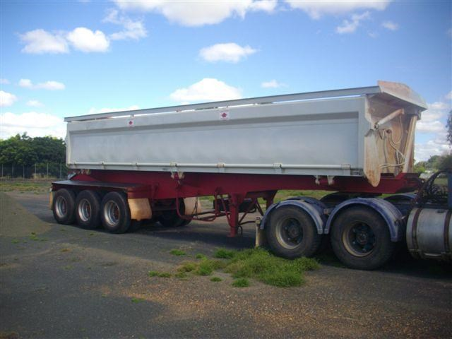 road west side tipper 2003 63651 001