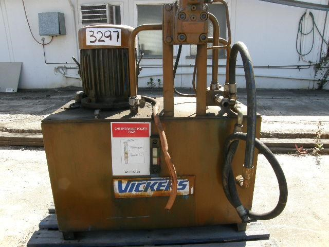 vickers power pack 78928 001