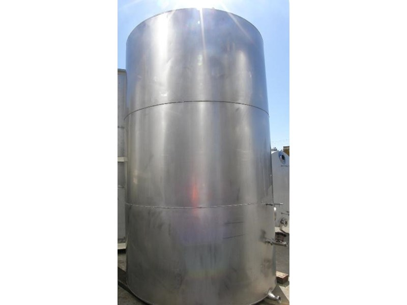 stainless steel storage tank 15,000lt 80150 002