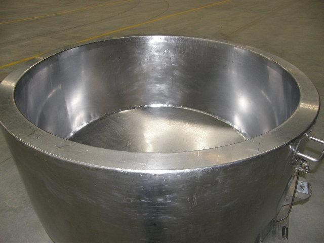 custom built stainless steel jacketed tank 80113 003