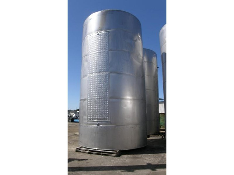stainless steel storage tank vertical 80144 002
