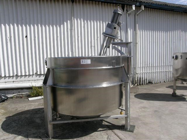 custom built stainless steel jacketed mixing 80053 001