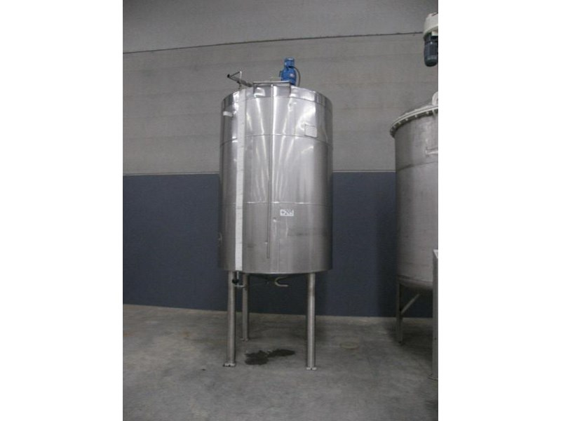 mauri brothers stainless steel jacketed mixing 80057 001