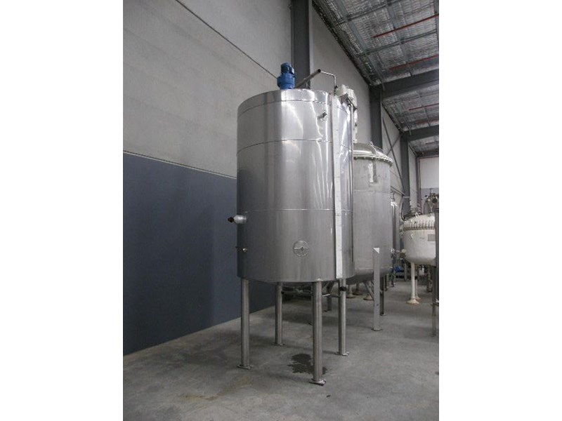 mauri brothers stainless steel jacketed mixing 80057 002