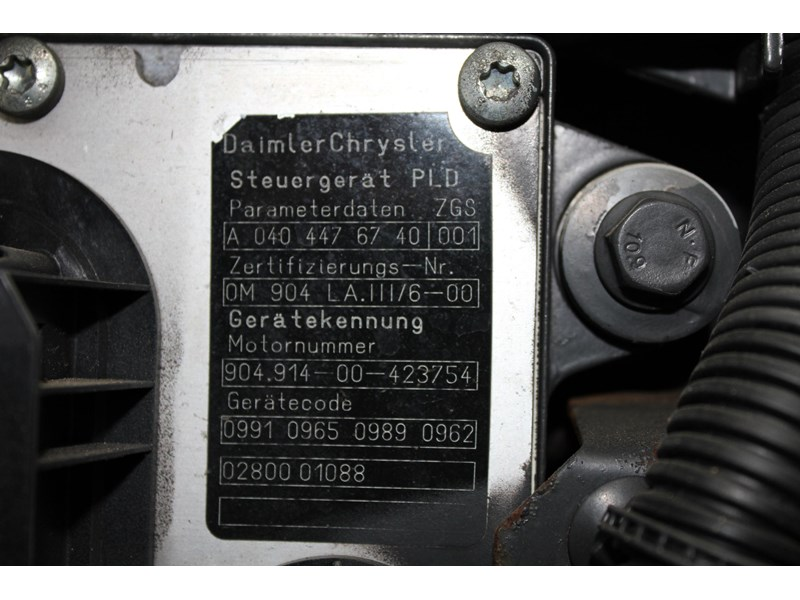 mercedes-benz vario - om904la engine 78324 004