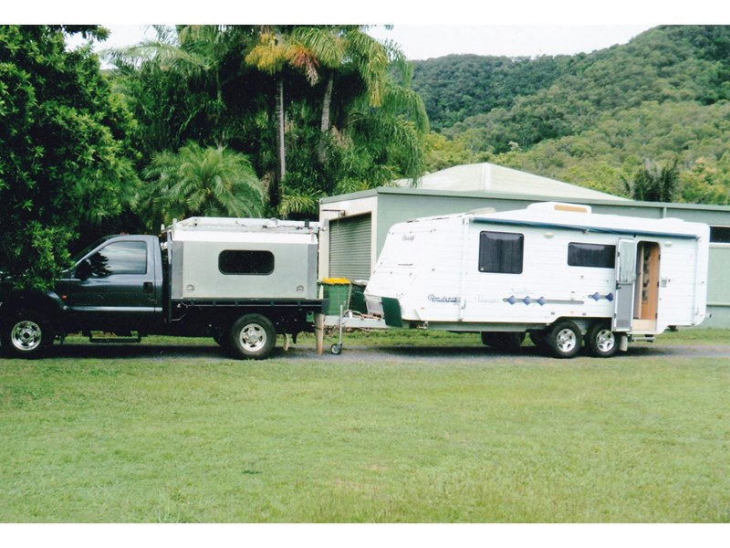 roadstar voyager sapphire + ford f250 xlt 93170 001