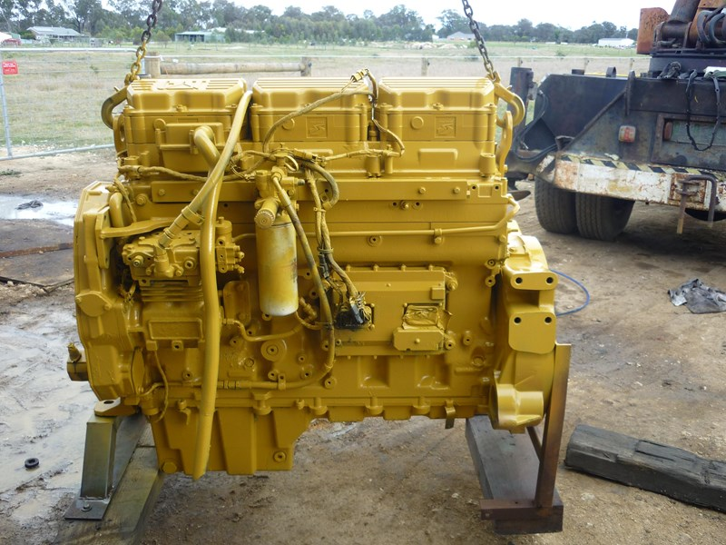 caterpillar c12 2 ks reco engine 120025 001