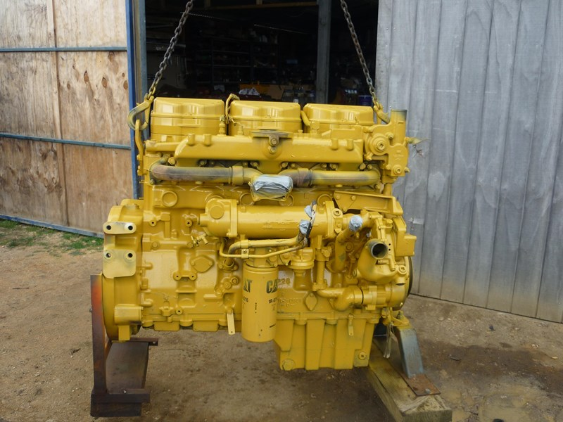 caterpillar c12 2 ks reco engine 120025 003